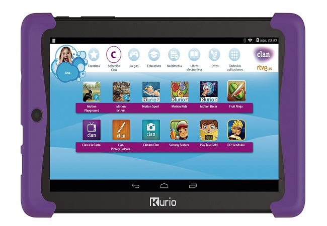 Clan Motion Tablet