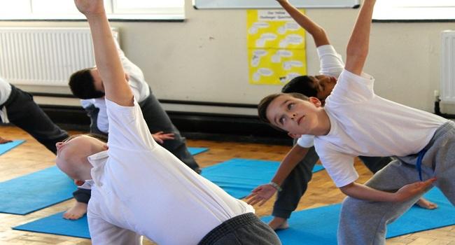 Yoga Group Shot 2