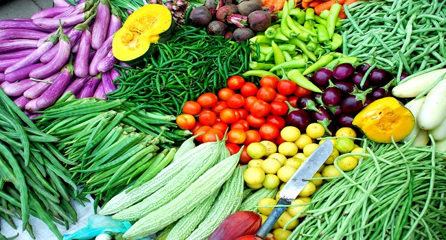 Vegetables, A Source Of Health1