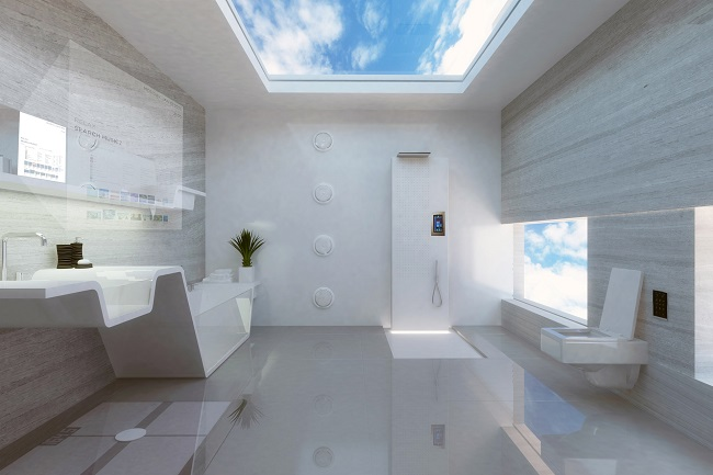 Technological trends for the bathroom in 20172