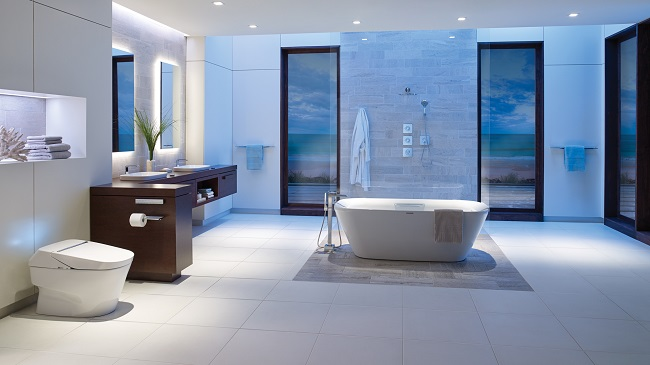 Technological trends for the bathroom in 20173