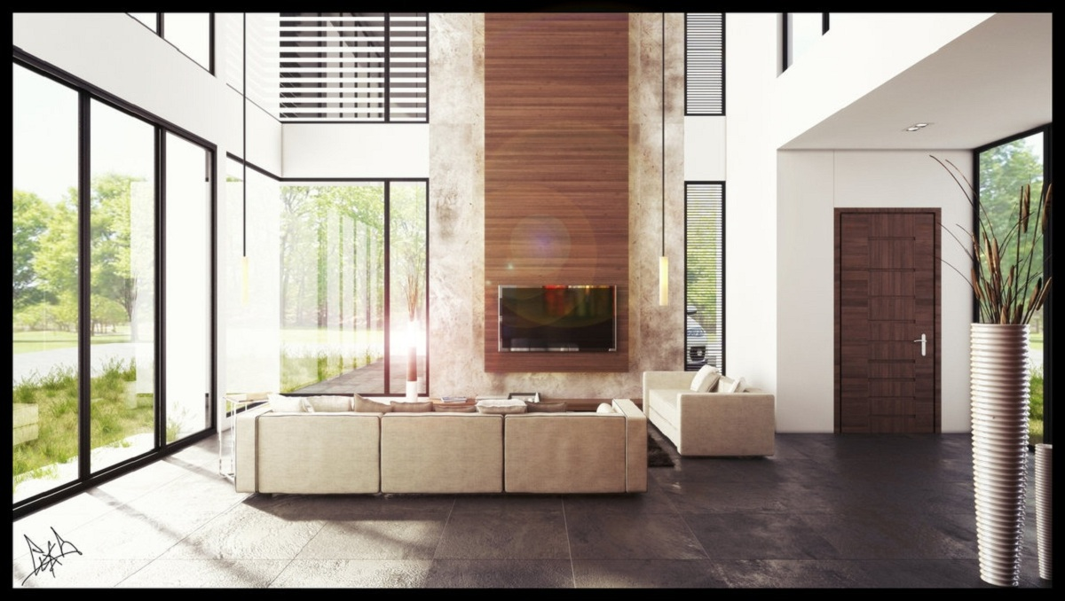 5 Taboo Design For Rooms With High Ceilings
