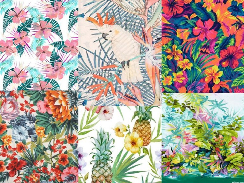 7 Floral Prints Ideal For Your Home