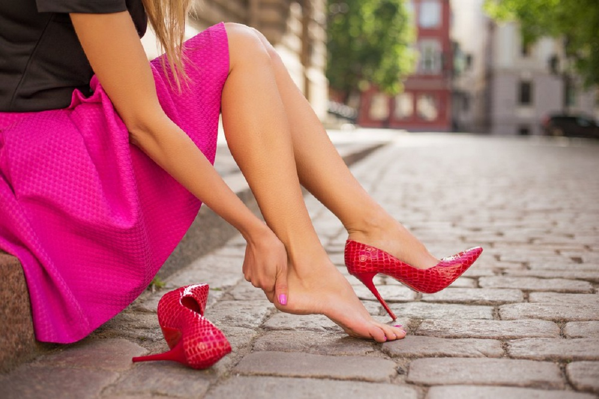 Effective Home Remedies against Blisters on Feet