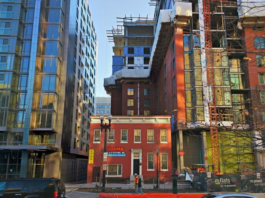 Property prices and gentrification
